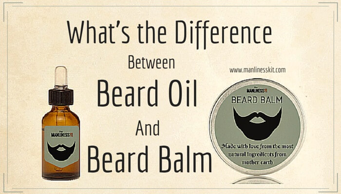 what are the differences between beard oil and beard balm. Black Bedroom Furniture Sets. Home Design Ideas