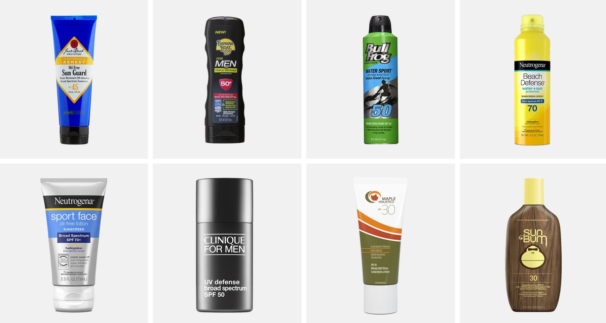 16 Of The Best Sunscreens For Men's Face and Body To Apply This Summer - The Manliness Kit