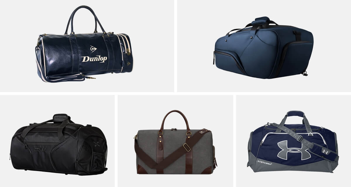 17 Best Gym Bags For Men Getting Your Workout Started Like A Pro